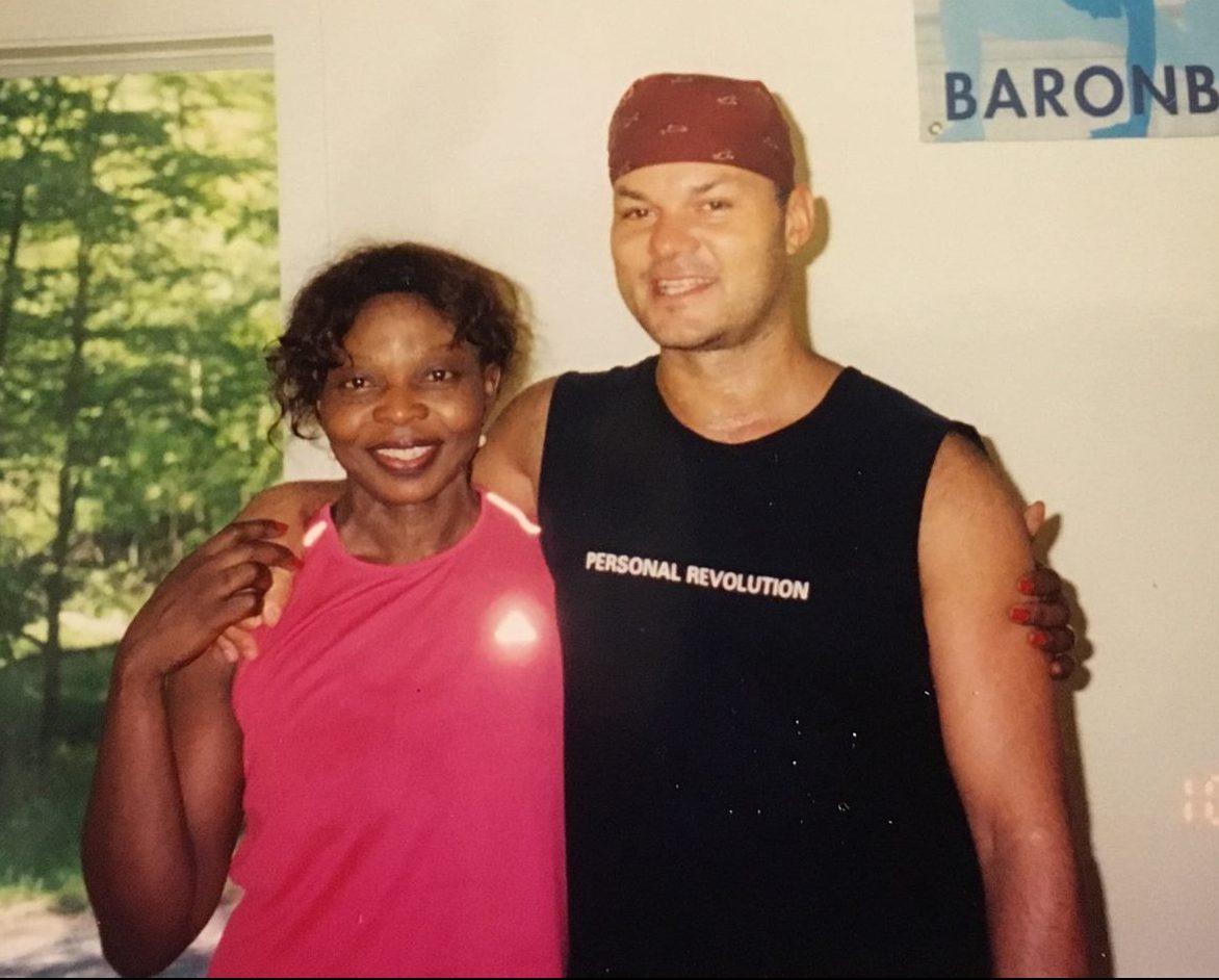 Denise K. Bonnaig & Baron Baptiste
